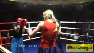 Соня Параб/Sonia Parab, чемпионка Индии по боксу!