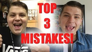 The 3 MOST Common Mistakes Weight Loss Beginners Make!!!