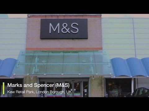 Marks & Spencer (M & S) UK - Honeywell Dolphin 75e Mobile Computer Case Study