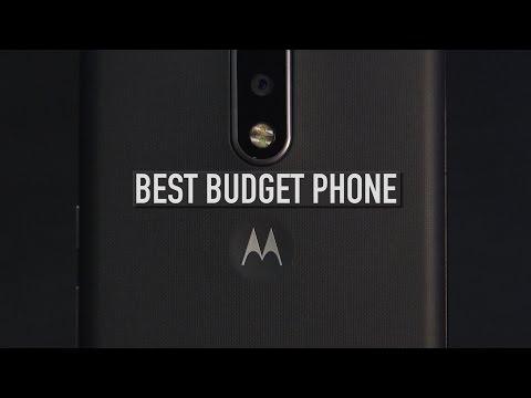 Best budget smartphone 2016: Moto G4