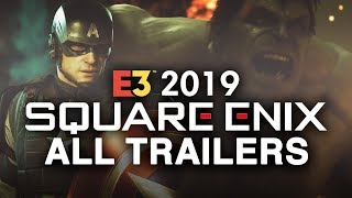 All Square Enix Trailers From E3 2019