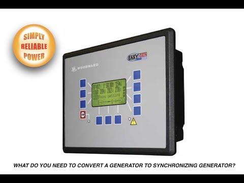 Synchronizing Generators- What Parts Do You Need? thumbnail