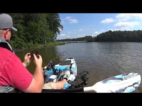 New Lake - Lake Blalock, SC 5/20/17