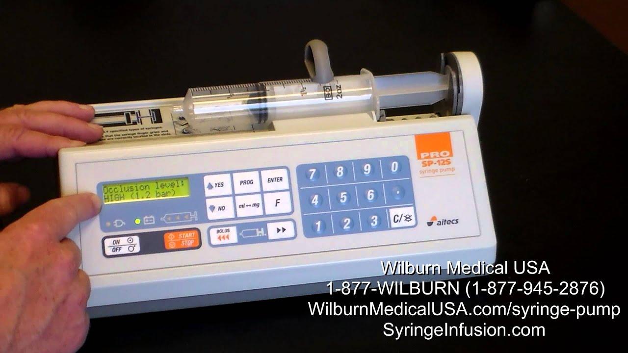 alaris iv pump instructions