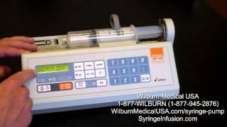 Aitecs Syringe Pump