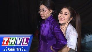 THVL | Tố My hóa thân thành học sinh trong Cười xuyên Việt