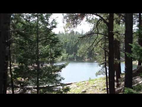 Woods Canyon Lake camping trip 8-19-2011