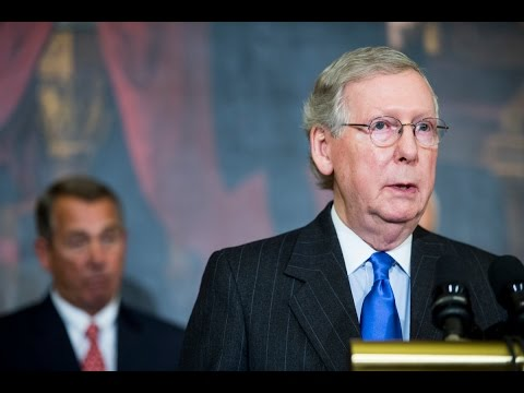 McConnell Offers Standalone Bill Blocking Obama's Immigration Actions