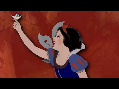 Snow White - With a Smile and a Song (Cantonese) HD
