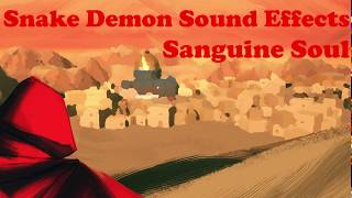 Snake Demon Sound Effects