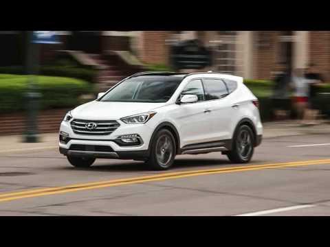 [HOT NEWS] 2018 Hyundai Santa Fe Sport  Review