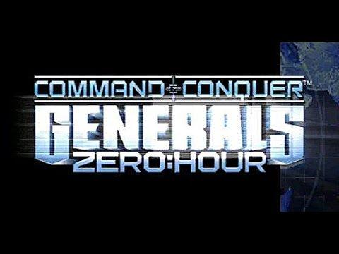 Command & Conquer Generals Zero Hour Challenge 1: Demolition VS Super Weapon
