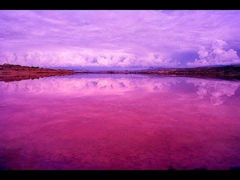 Amazing !!!! Pink Lake #Kenya