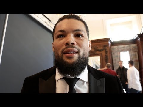 'IT'S A JOKE' - JOE JOYCE ON MILLER SCANDAL, SUGGESTS ORTIZ IS JUICING, FRANK WARREN LINK-UP, DUBOIS