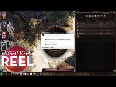 Highlight Reel #335 - Barrel Paradox Crashes Game