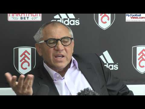 Felix Magath: Forget criticism from Fulham flops