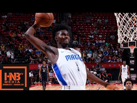 Memphis Grizzlies vs Orlando Magic Full Game Highlights / July 8 / 2018 NBA Summer League