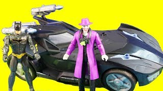 Batman Missions Toys Joker Hides In Lego Duplo Set Batmobile Comes To The Rescue