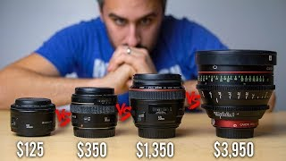 50mm Shootout - Which Lens is the Best?
