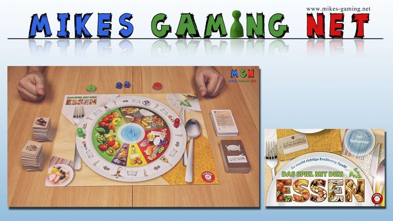 Spiele Mit Essen