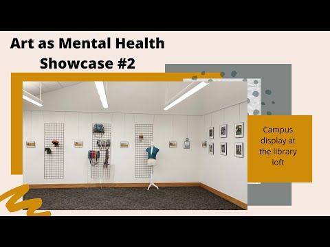 Art For Wellness Showcase