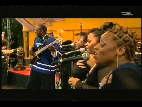 Chaka Khan - Ain´t Nobody, Live In Pori Jazz 2002 (13.)