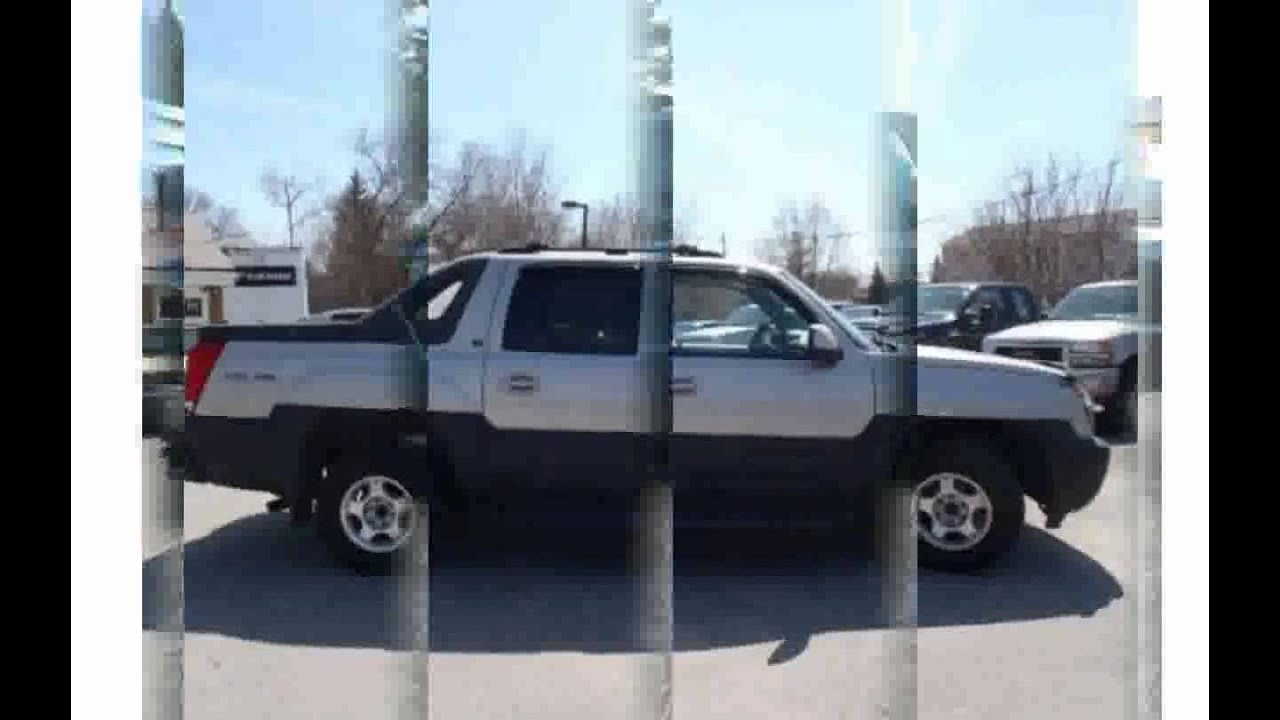 2005 Chevrolet Avalanche Specification and Specs - YouTube
