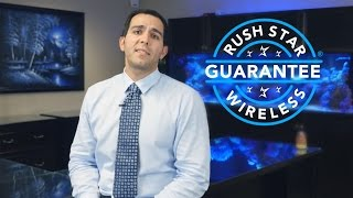 Cover images Tracfone Master Agent - Rush Star Wireless: Six Star Guarantee