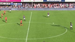 Samenvatting HHC Hardenberg - Katwijk (0-1) | VVKatwijkTV