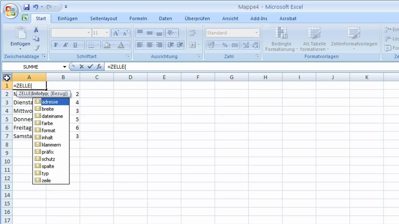 Excel Checklist Templates