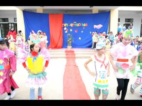 Truong Tieu Hoc Dong Hop 2 Thoi Trang 1