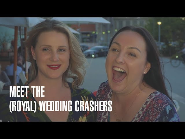 Meet the Royal Wedding Crashers - Channel K