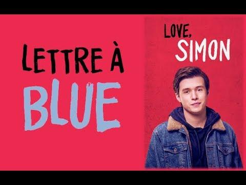 LETTRE À BLUE (Love, Simon) / CHANSON PARODIE