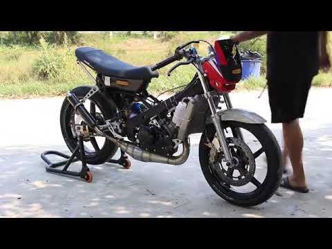 Underbone 125cc Honda Nova Dash Rs 125  Thailand Full Hrc Rs 125 Nx4