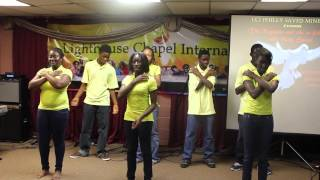 I've Got My Mind Made Up Dance - Delaware Youth (Lighthouse Chapel Int)