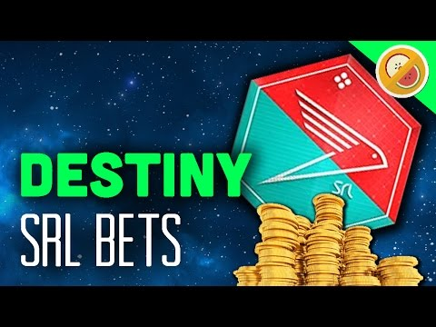 Destiny Sparrow Racing League Bets #2 - The Dream Team (Funny Gaming Moments)