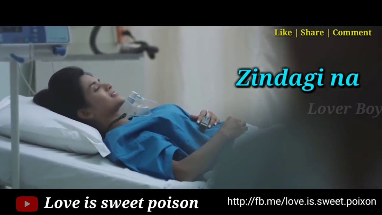 Heart Touching Whatsapp Status Video By Love Is Sweet Poison