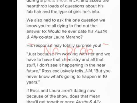 Are ross and laura dating 2018