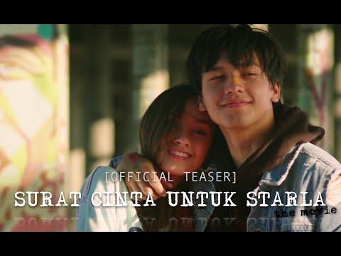 [Official Teaser] SURAT CINTA UNTUK STARLA (2017) Jefri Nichol, Caitlin Halderman
