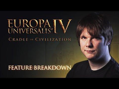 Europa Universalis IV: Cradle of Civilization - Feature Breakdown