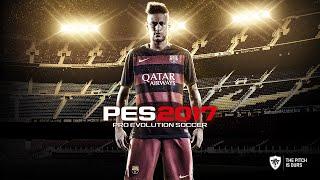 🔴 PES 2017 - PS4 Gameplay Demo - FC Barcelona vs Atletico de Madrid
