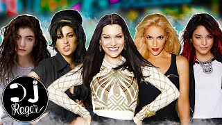 MIX DAS DIVAS! R&B and POP 2000s | GIRL POWER | Jessie J, Madonna, Vanessa Hudgens E MUITO +