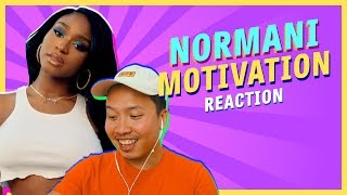 REACTION: Normani - Motivation (she SNAPPED!!!!)