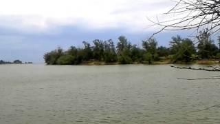 Цимлянское водохранилище июнь 2016г часть 1