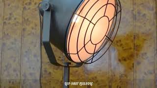 Обзор торшера лофт LSP-9807