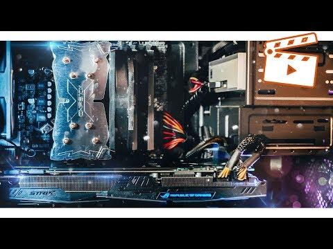 Компьютер для ВИДЕО-МОНТАЖА! Железный вопрос