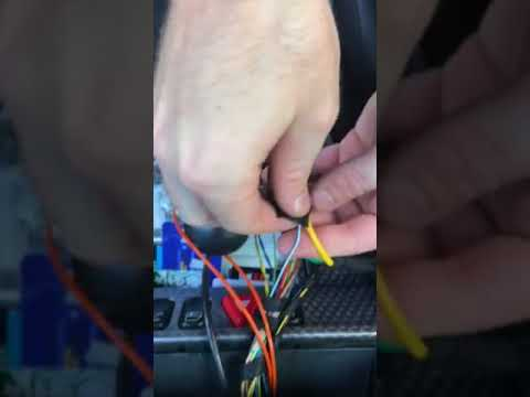 How to audio fix (no sound) for Mercedes slk class - YouTube