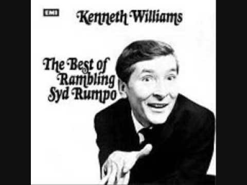 Kenneth Williams The Best Of Rambling Syd Rumpo - Song of the Australian Outlaw