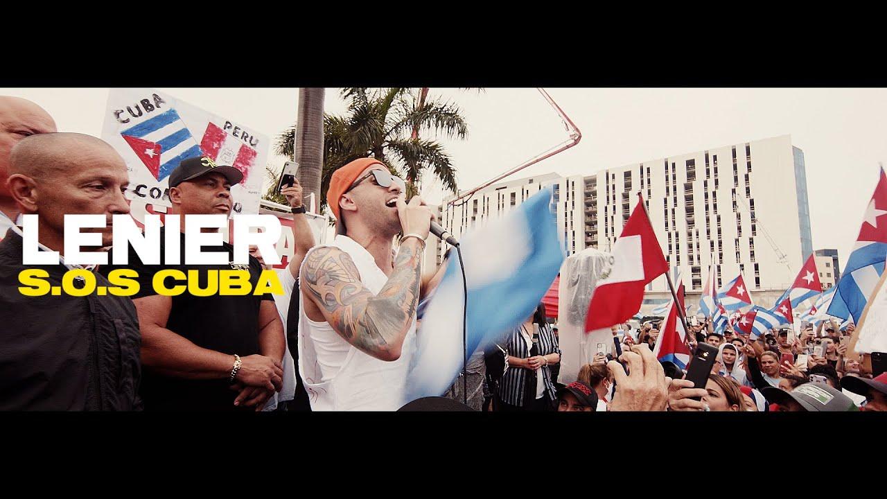 Lenier - S.O.S Cuba (Video Oficial)