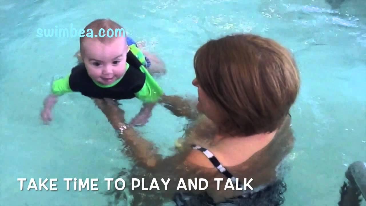Baby Swim Lessons | Charlotte Area | Little Otter Swim School